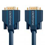 VGA-välijohto 5m Clicktronic Casual