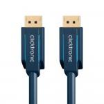 DisplayPort-välijohto 10,0m Clicktronic