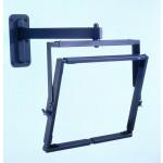 TV-seinäteline 80kg 20-29 riippuva, hopea