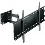 Seinäteline 45kg 37-63   4-niv. VESA400x400 80mm seinästä