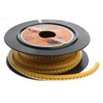 Kaapelimerkki 0,3-1mm  D