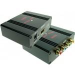 Komponentti>HDMI-muunnin SPDIF/koaksiaali>HDMI