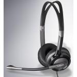 Headsetkuulokkeet, volume-säätö Musiikki, peli ja Voip
