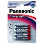 Panasonic Everyday Power AAA 4 kpl