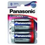 Panasonic Everyday Power D 2 kpl