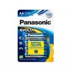 Alkaaliparisto LR6 4xAA 1,5V Panasonic Evolta