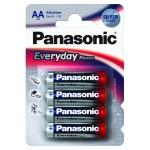 Panasonic Everyday Power AA 4 kpl