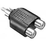 Adapteri RCA(u)/2xRCA(n)   U MA-90