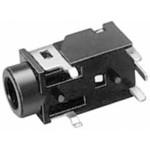Runko 3,5mm 4 kontaktia PCB vaaka MJ-2135