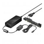 Verkkolaite 12-22V/3,7-6A +USB 8 DC-pistoketta