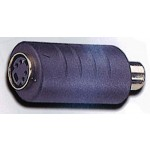Video-adapteri SVHS(n)/RCA(n) SVHS/kompositti, kaksisuuntainen