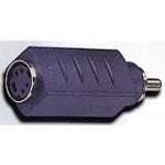 Video-adapteri SVHS(n)/RCA(u) SVHS/kompositti, kaksisuuntainen