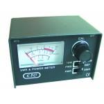 SWR- ja tehomitt. 26-30MHz 100W