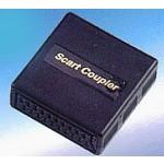 Scart-adapteri naaras/naaras kaikki navat kytketty