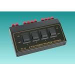 Kaiutinjakaja 4-tie (stereo) 200Wrms/kanava
