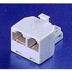 RJ12-adapteri 6n u/2x n