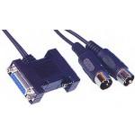 Mini DisplayPort/HDMI-A-kaap. 2m MiniDP>HDMI bulk 52861