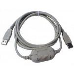 USB-välijohto A/A 1,8m 2PC:n väl v2.0