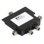 Tehojako 1/4 GSM/UMTS/LTE 800-2500MHz, vaim 6,6dB, N naar