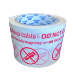 Varoitusnauha RC-kaapeleille 'Do not cut', 60m/rulla