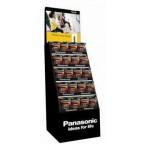 Panasonic Evolta paristoteline sis. telineen ja paristot 178pkt