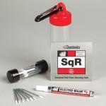 Kuitujen puhdistussarja SQR ja MX kynä