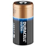 Lithiumparisto CR123A 3V Duracell DL123