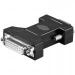 Adapteri VGA-uros/DVI-A-naaras IP-pakattu