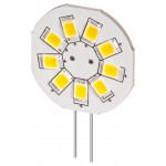 LED-lamppu 1,5W G4 2700K korvaa 15W luokka A++