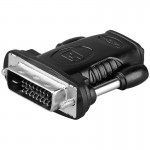 Adapteri HDMI-naaras/DVI-uros