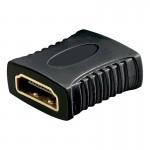 Adapteri HDMI-naaras/naaras IP-pakattu