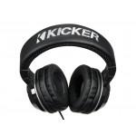 Sankakuuloke musta CUSH musta Kicker sis mikrofoni