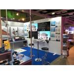 LG videoseinä 110   1080p VUOKRA 4x55LV35A + 0,6x2,5x4m kaluste