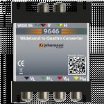 VH-quattro-konvertteri tulot V+H, lähdöt VL,HL,VH,HH