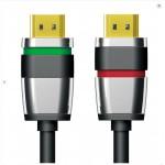 HDMI-välijohto 5,0 m HighSpeed w/ Eth UltraLock