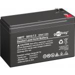 Lyijyakku suljettu 12V 7200mAh 4,8mm UPS
