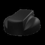 4G/LTE+WLAN MiMo +GPS musta ajoneuvoant 698-2700 MHz