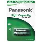 akku 2xAAA 900mAh RTU Panasonic (sopii 750-1900) P03P