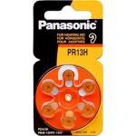 Kuulokojeparisto PR13 265mAh Panasonic 6kpl