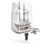 QuSpot kotelo RUT360 reittimelle integroitu 4G + WLAN antenni