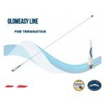 VHF-antenni lasikuitua 3dB 900mm FME-uros Glomeasy line