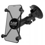 RAM imukuppikiinnike Twist Lock X-Grip Large säädettävä