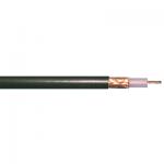 RG214-kaapeli 50 Ohm 2,25/8,68mm Ø10,80mm Hopeoitu, PVC, Eca