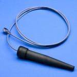 WLAN-kumiant musta 2400-2485 2,5m RG316 MCXu
