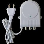 Pientalovahvistin 2 läht 13-28dB 47-790MHz   LTE-suodatettu