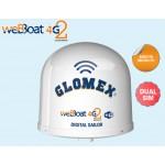 Veneantenni 4G/WLAN toistin 250mm weBBoat 4G2 700-2700MHz