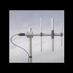 400-470 MHz 3-elem YAGI 7dBi, 50 Ohm, N-naaras