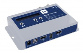 HDMI-modulaattori HDMI-DVB-T 2 HDMI-tuloa / 1 COFDM-lähtö