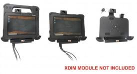 Passiivipidike lukko 2 avainta Zebra Xplore L10 XPAD/XSLATE
