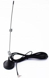 GSM/UMTS/3G/4G/WLAN/LTE-magant kaapeli 3m CRC9 698-2700